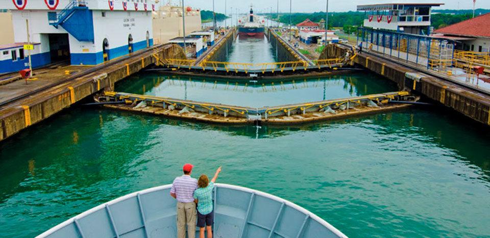 CANAL DE PANAMA UNA EXPERIENCIA INOLVIDABLE